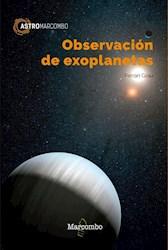 Libro Observaciones De Exoplanetas
