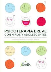 Libro Psicoterapia Breve Con Niños Y Adolescentes