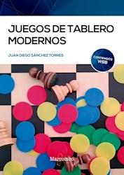 Libro Juegos De Tablero Modernos