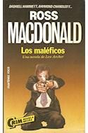 Papel MALEFICOS UNA NOVELA DE LEW ARCHER (COLECCION CRIM NOVELA NEGRA)