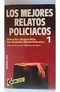 Papel MEJORES RELATOS POLICIALES 1 (COLECCION CRIM NOVELA NEGRA)