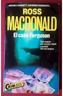Papel CASO FERGUSON TODO EMPEZO CON UNA JOYA ROBADA Y TERMINO CON UNA MASACRE (CRIM NOVELA NEGRA)