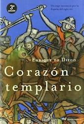 Papel Corazon Templario Td
