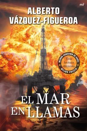 E-book El Mar En Llamas