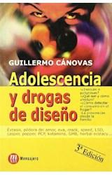 Papel ADOLESCENCIA Y DROGAS DE DISEÑO