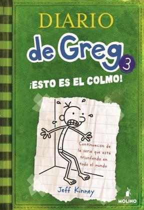E-book Diario De Greg 3. !Esto Es El Colmo!