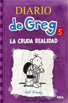 E-book Diario De Greg 5. La Cruda Realidad