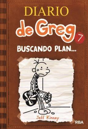 E-book Diario De Greg 7. Buscando Plan…