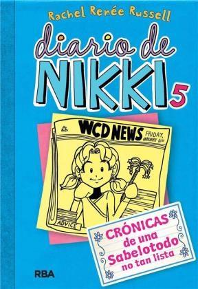 E-book Diario De Nikki 5
