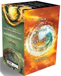 Libro Pack Trilogia Divergente