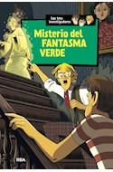 Papel TRES INVESTIGADORES 4 MISTERIO DEL FANTASMA VERDE (ILUSTRADO) (CARTONE)