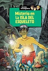 Libro Misterio En La Isla Del Esqueleto