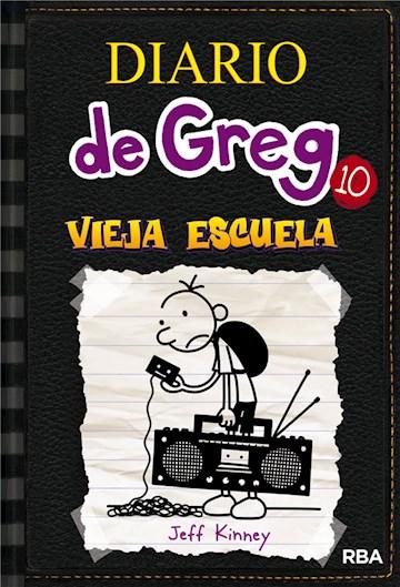 E-book Diario De Greg 10. Vieja Escuela