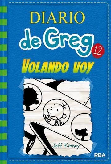 E-book Diario De Greg 12. Volando Voy