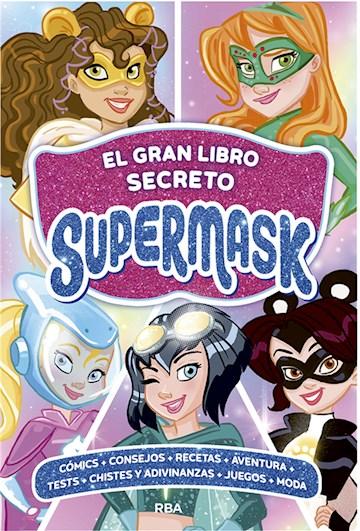 E-book El Gran Libro Secreto Supermask