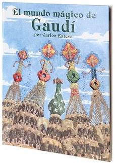 Papel Mundo Magico De Gaudi, El