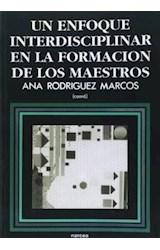 Papel ENFOQUE INTERDISCIPLINAR EN LA FORMACION DE LOS MAESTROS, UN