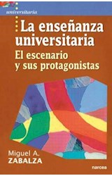 Papel LA ENSEÑANZA UNIVERSITARIA