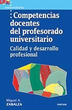 Libro Competencias Docentes Del Profesorado Universitari