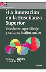 Papel INNOVACION EN LA ENSEÑANZA SUPERIOR. ENSEÑANZA, APRENDIZA, L