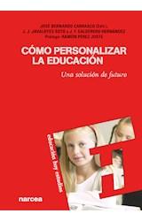 Papel COMO PERSONALIZAR LA EDUCACION