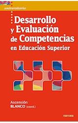 Papel DESARROLLO Y EVALUACION DE COMPETENCIAS EN EDUCACION SUPERIO
