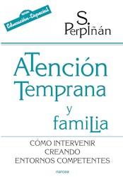 Libro Atencion Temprana Y Familia