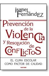 E-book Prevención de la violencia y resolución de conflictos