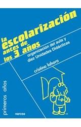 E-book La escolarización antes de los 3 años