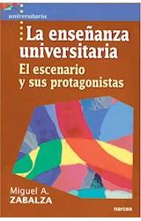E-book La enseñanza universitaria