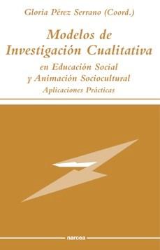 E-book Modelos De Investigación Cualitativa En Educación Social Y Animación Sociocultural