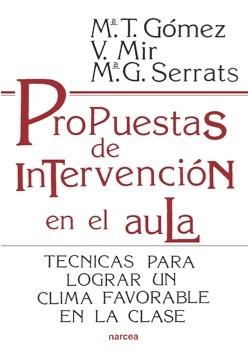E-book Propuestas De Intervención En El Aula