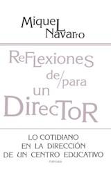 E-book Reflexiones de/para un director