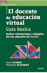 Papel DOCENTE DE EDUCACION VIRTUAL - GUIA BASICA