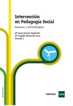 E-book Intervención En Pedagogía Social