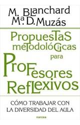E-book Propuestas metodológicas para profesores reflexivos