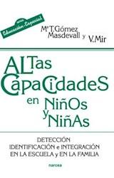 E-book Altas capacidades en niños y niñas