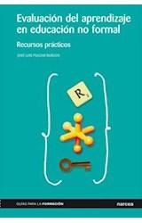 E-book Evaluación del aprendizaje en educación no formal