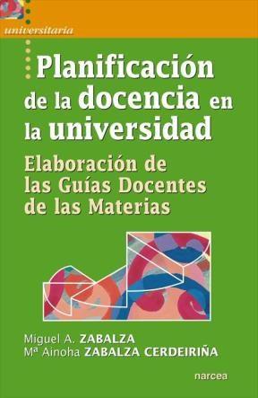 E-book Planificación De La Docencia En La Universidad