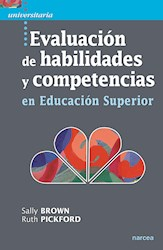 Libro Evaluacion De Habilidades Y Competencias En Educa