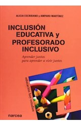 Papel INCLUSION EDUCATIVA Y PROFESORADO INCLUSIVO