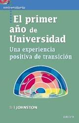 Papel EL PRIMER AÑO DE UNIVERSIDAD . UNA EXPERIENC