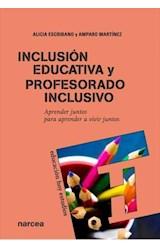 E-book Inclusión educativa y profesorado inclusivo