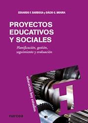 Libro Proyectos Educativos Y Sociales