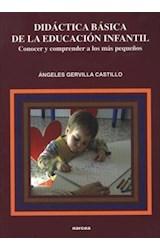 E-book Didáctica básica de la Educación Infantil