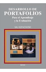 E-book Desarrollo de portafolios para el aprendizaje y la evaluación