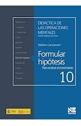 Papel FORMULAR HIPOTESIS PARA CONSTRUIR EL CONOCIM