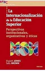 E-book INTERNACIONALIZACIÓN EDUCACIÓN SUPERIOR