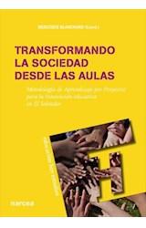 E-book Transformando la sociedad desde las aulas