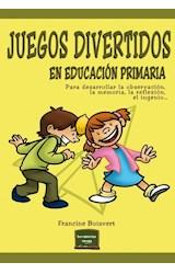 Papel JUEGOS DIVERTIDOS EN EDUCACION PRIMARIA